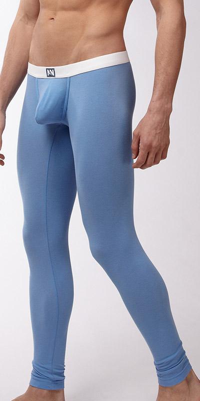N2N Bodywear Cotton Pouch Long John