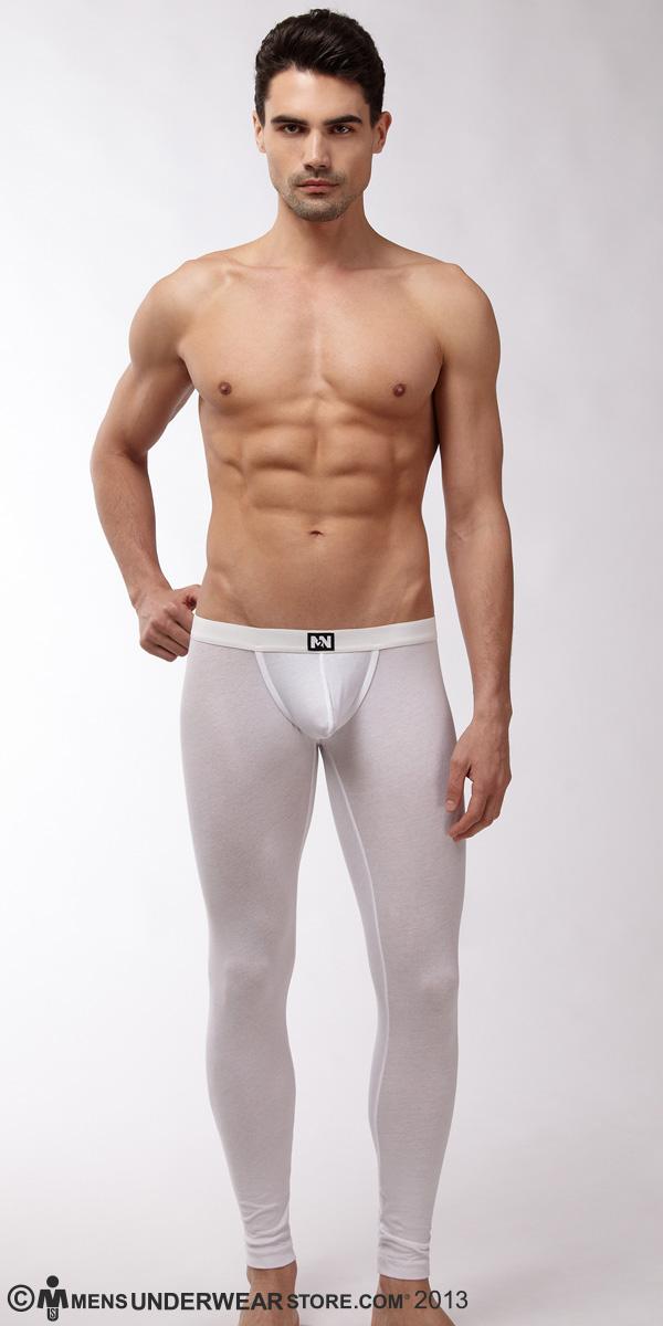 N2N Bodywear Cotton Long John