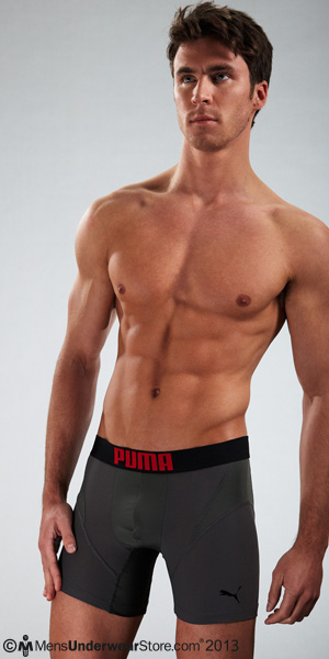 Puma Pro Tech Boxer Brief