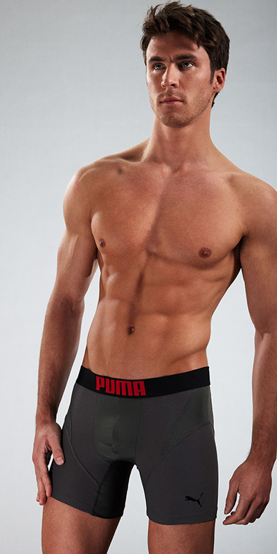 Puma Pro Tech Boxer Briefs