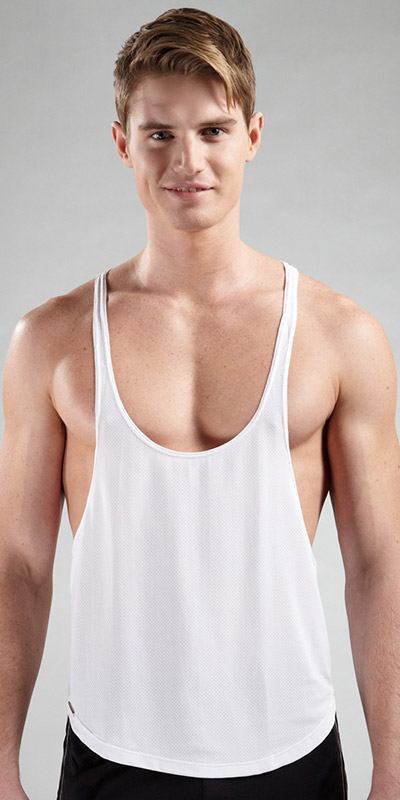 Tulio Athletic Tank Top