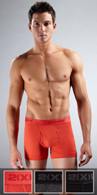 2XIST 3-Pack Boxer Briefs