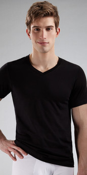 2XIST New Essential 3-Pack V-neck T-shirts