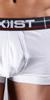 2XIST Tartan No Show Trunk