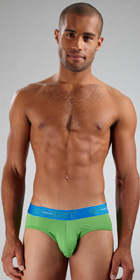 2XIST Touch Contour No-show Brief