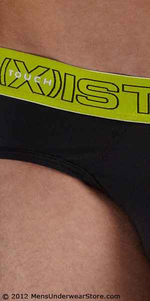 2XIST Touch Ultra Contour Pouch No Show Brief