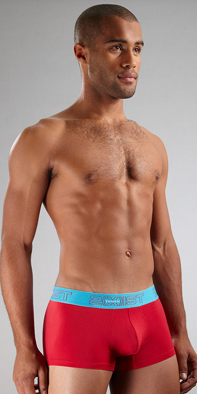 2XIST Touch Contour No-show Trunk
