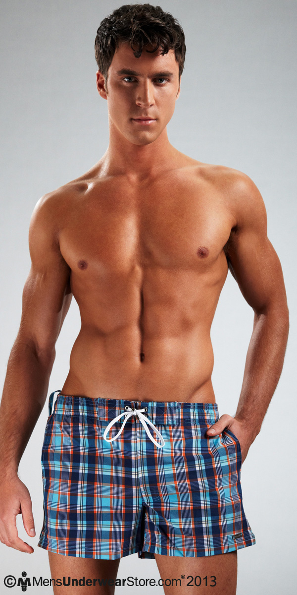2XIST Ibiza Summer Plaid Swimsuit