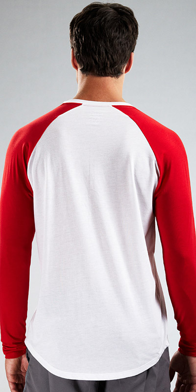 2XIST Long Sleeve Raglan