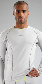 C-IN2 Grip Long Sleeve Crew Neck Shirt