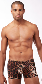 Male Power Snake Pouch Short