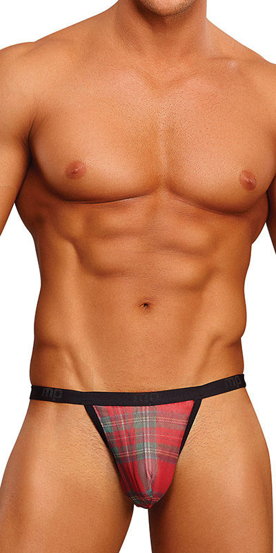 Male Power School Boy Micro Thong