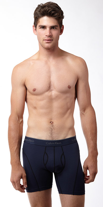 Calvin Klein Athletic Boxer Briefs
