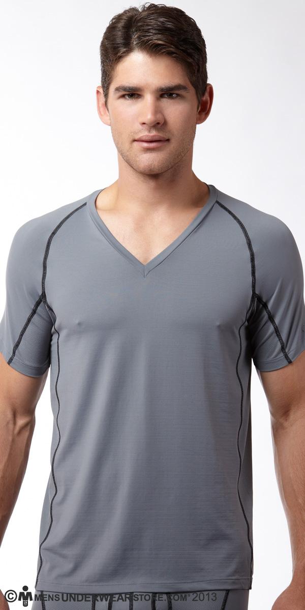 Calvin Klein Athletic V-Neck T-Shirt