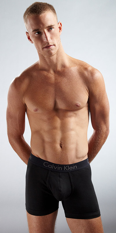 Calvin Klein Basic Body 2-Pack Boxer Brief