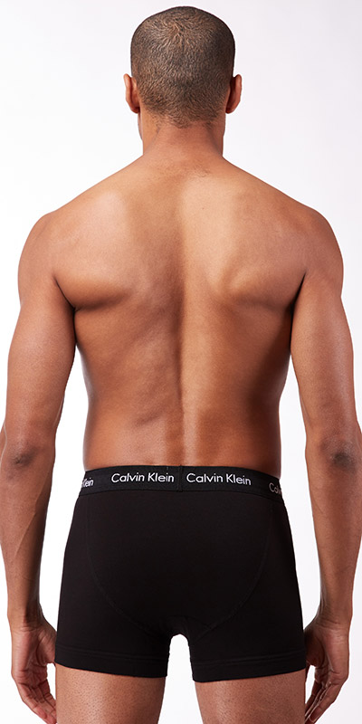 Calvin Klein Cotton Stretch Trunk 2-Pack