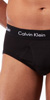 Calvin Klein Cotton Stretch Hip Brief 2-Pack
