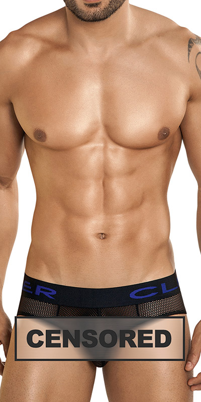 Clever Calipso Mesh Latin Brief