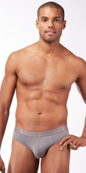 Diesel Brushed Microfiber Jolly Brief