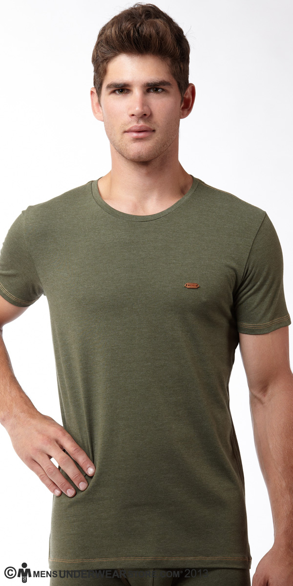 Diesel Under Denim Randall Short-Sleeve T-Shirt