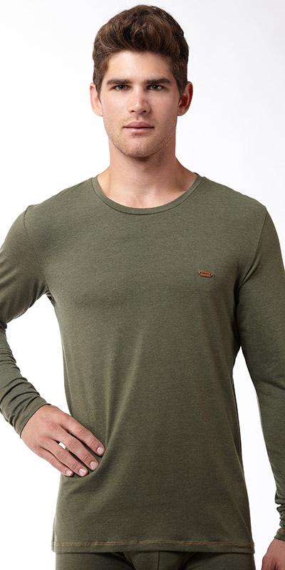 Diesel Under Denim Jody Long-Sleeve T-Shirt