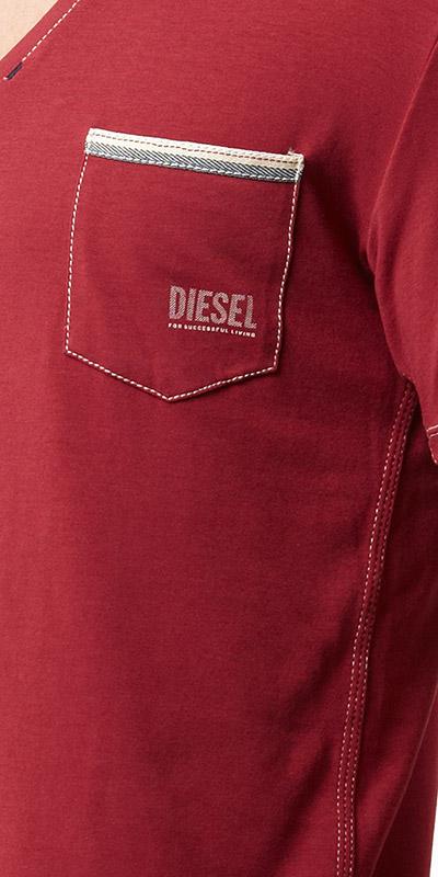 Diesel Casual Classics Jesse Short Sleeve Vee
