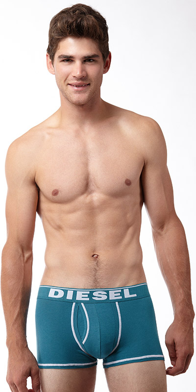 Diesel Fresh N Bright Divine Boxer Trunk