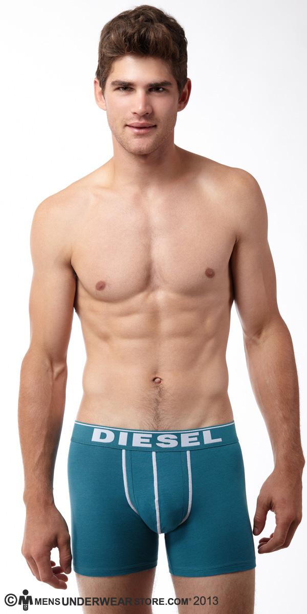 Diesel Fresh N Bright Sebastian Boxer Briefs