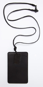 Diesel Amat Pass Card Necklace