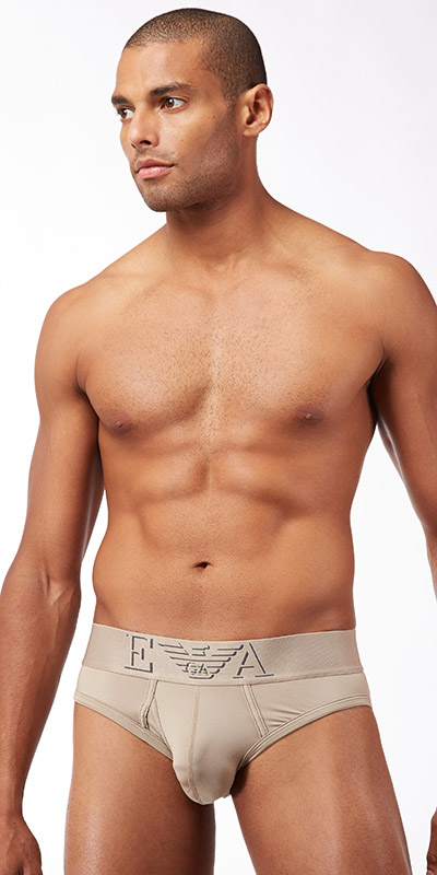 Emporio Armani Color Microfiber Brief