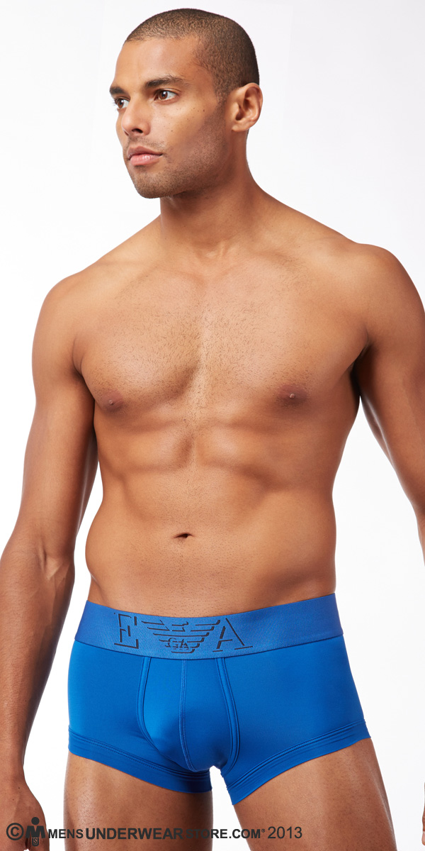 Emporio Armani Color Microfiber Trunk