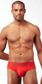 Emporio Armani Stretch Cotton Basic Brief