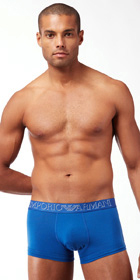 Emporio Armani Stretch Cotton Basic Trunk