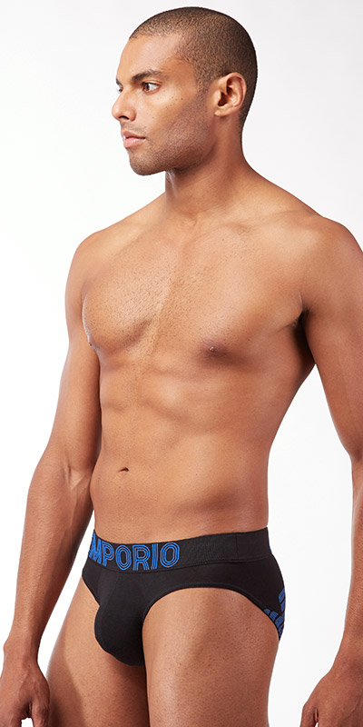 Emporio Armani Big Eagle Stretch Cotton Knit Brief