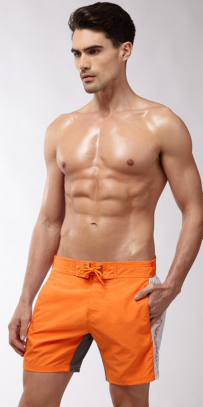 Emporio Armani Triple Color Swim Short