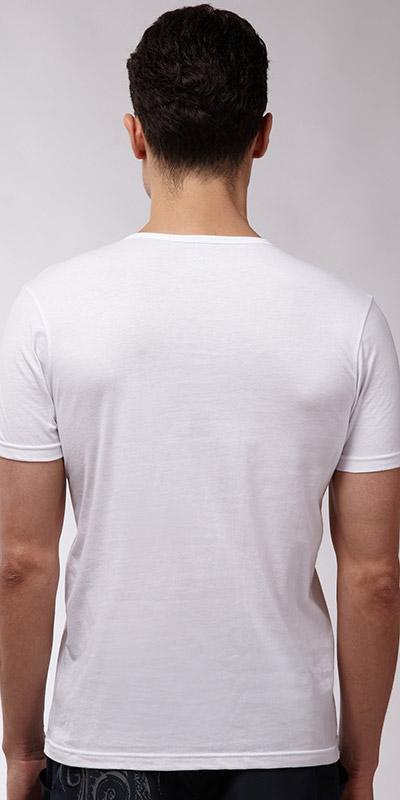 Emporio Armani Genuine Cotton 3-Pack T-Shirt
