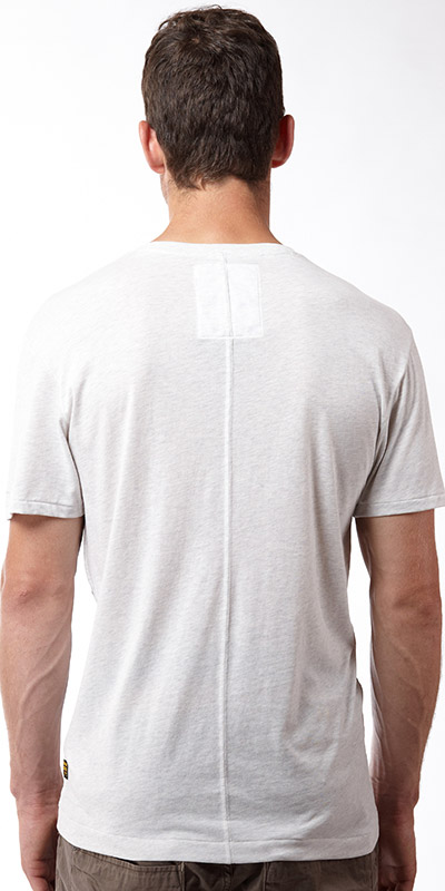 Bishop V-Neck Short Sleeve Shirt