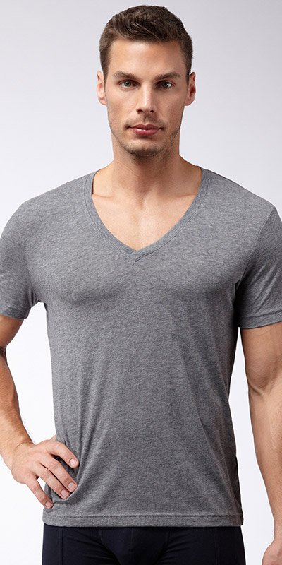 G-Star RAW Base Heather V-Neck 2-Pack