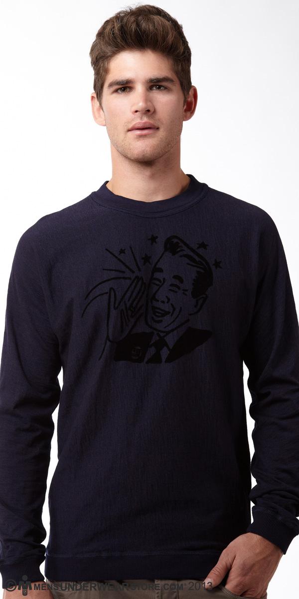 Upside Long Sleeve Sweater