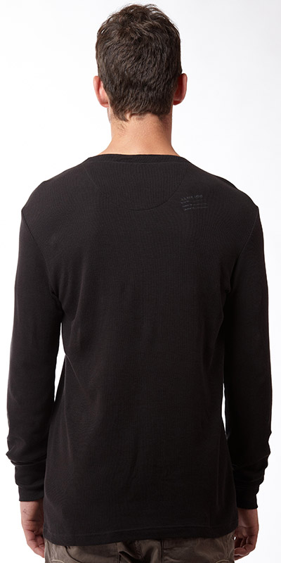Herald Granddad Long Sleeve Shirt