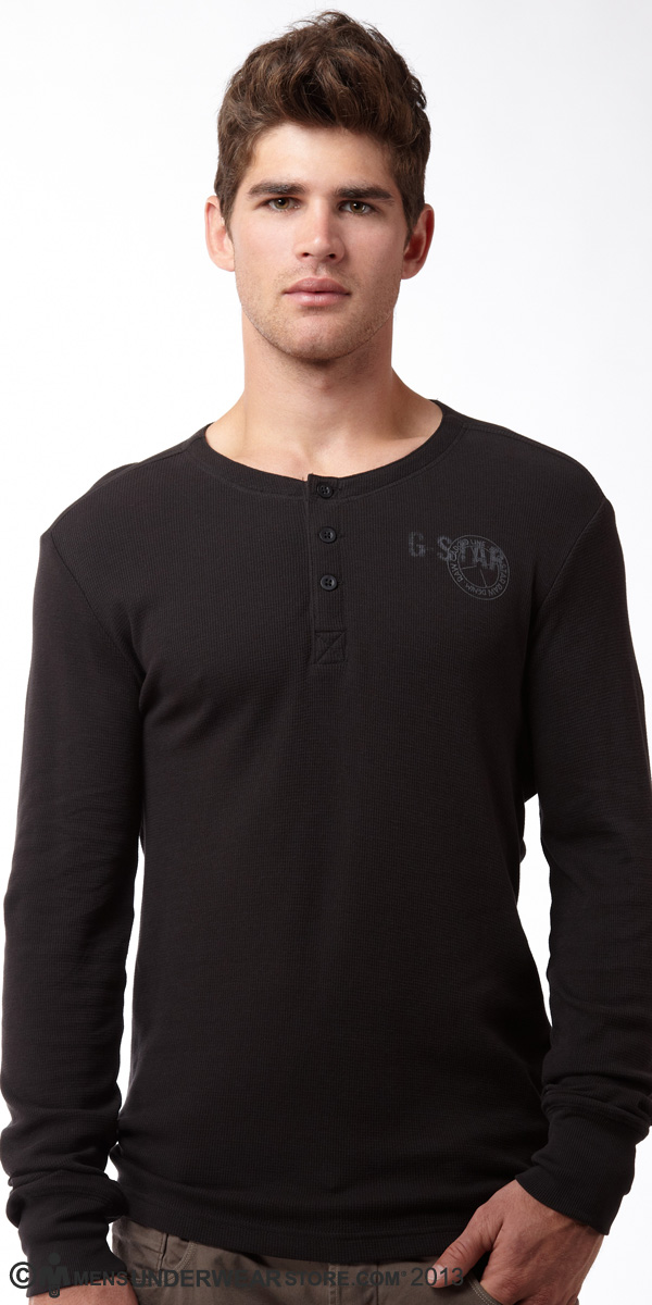 Herald Granddad Long Sleeve Shirt