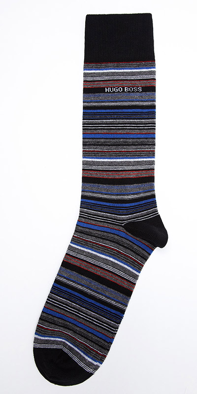 HUGO BOSS Combed Cotton Sock