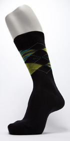 HUGO BOSS Combed Cotton Sock