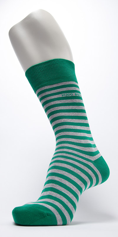 HUGO BOSS Marc Colours Stripe Sock