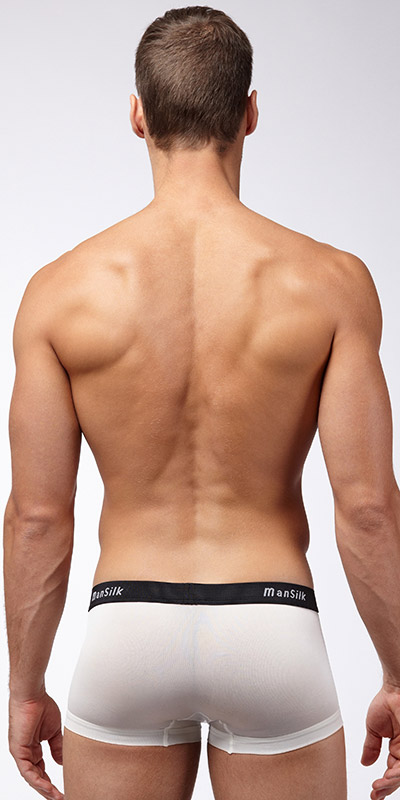 ManSilk Silk Knit Trunk
