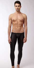 N2N Bodywear Black Skins