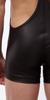 N2N Bodywear Black Wrestler