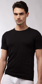 N2N Bodywear Basic Crew Neck Shirt
