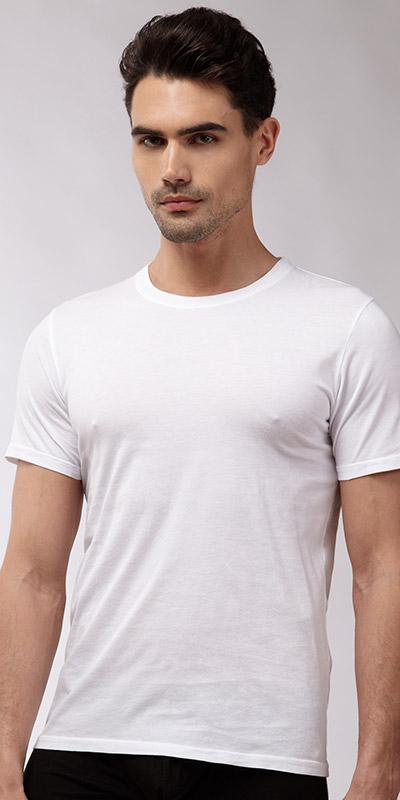 N2N Bodywear Basic Crew Neck Shirt