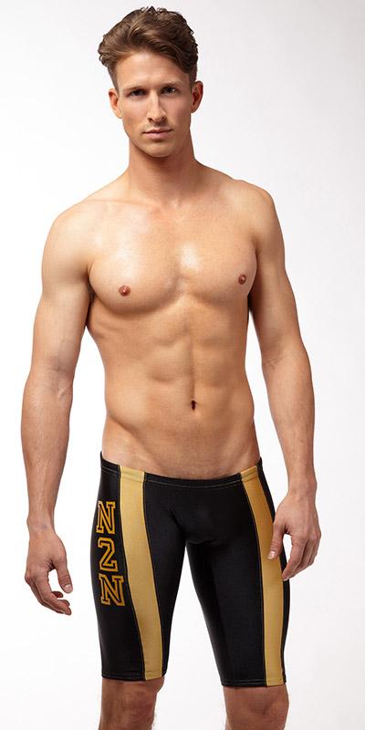 N2N Bodywear University Jammer Swimsuit